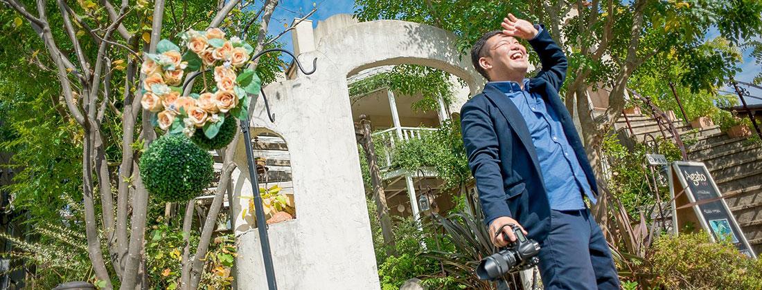 中澤 光生 - 茨城県つくば市から全国の結婚式へ出張撮影