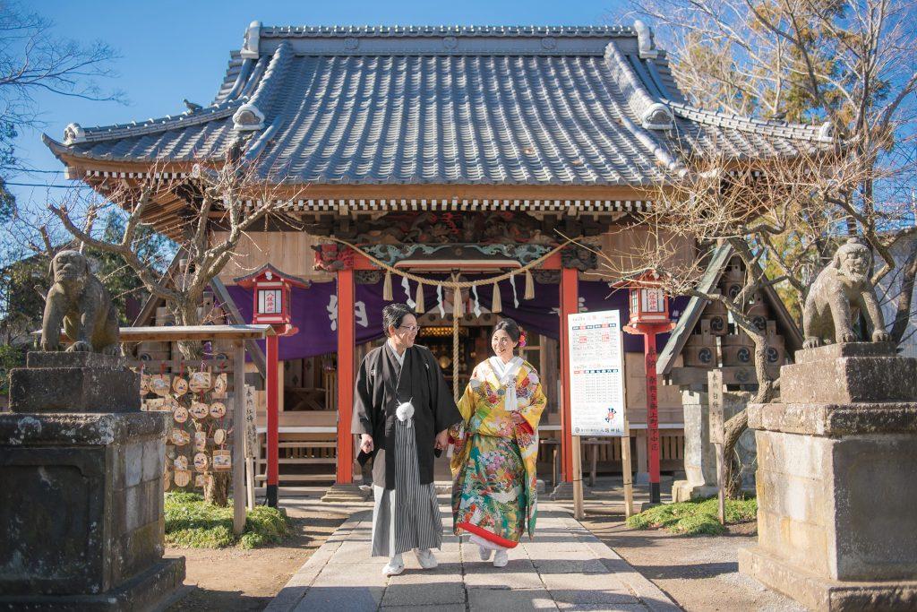 龍ケ崎八坂神社