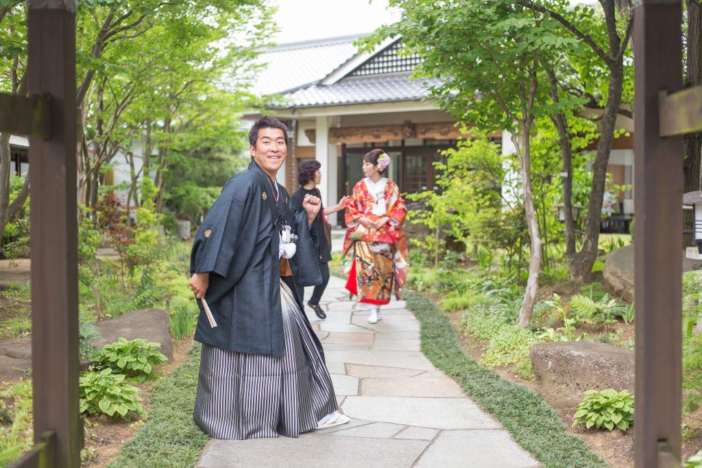 山水亭・筑波山神社