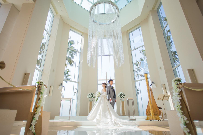 どれだけ泣いても(東京ベイ舞浜ホテルで結婚式撮影)