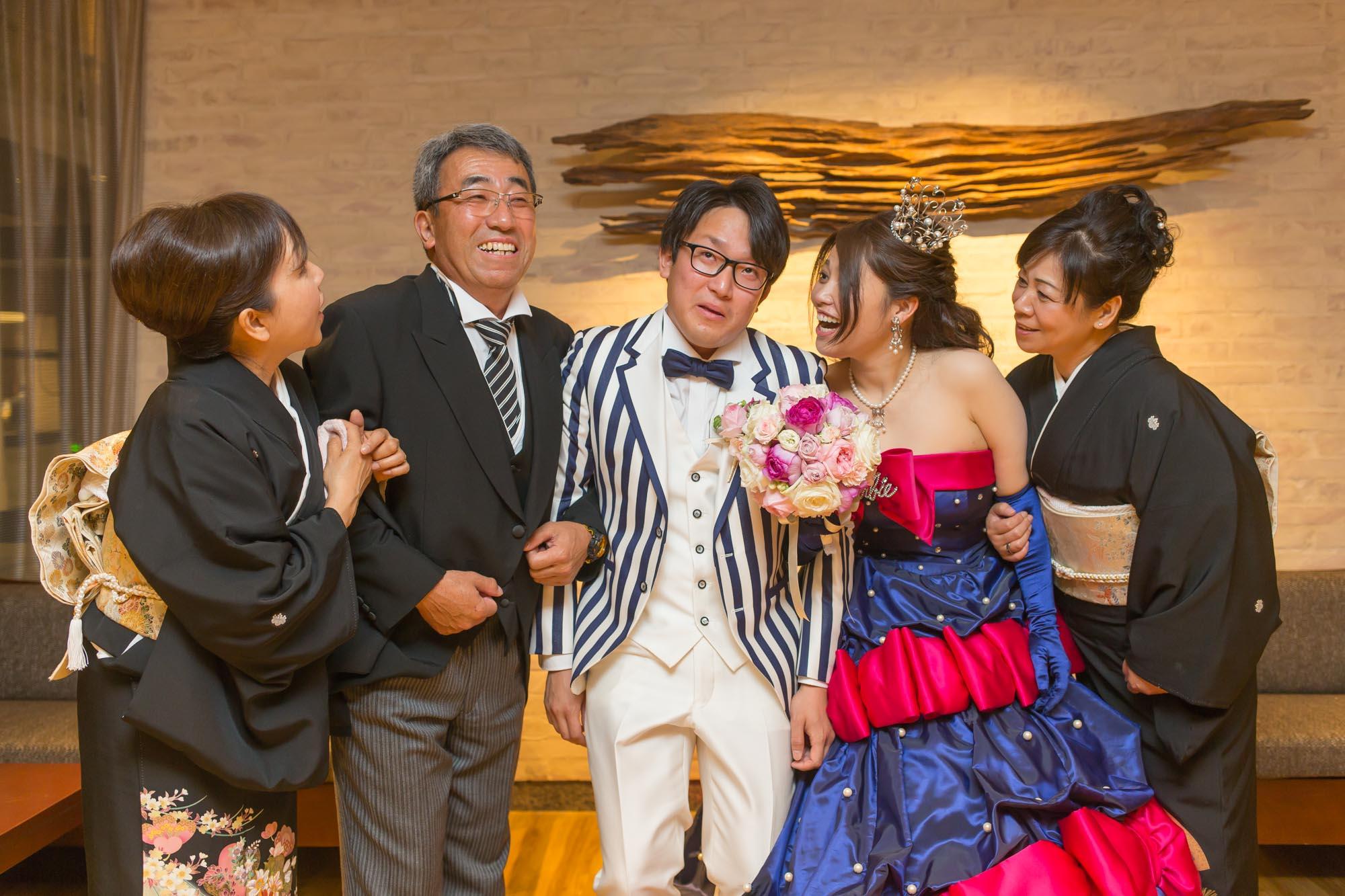 新米夫婦のその後…(フランベルアムールで結婚式撮影)
