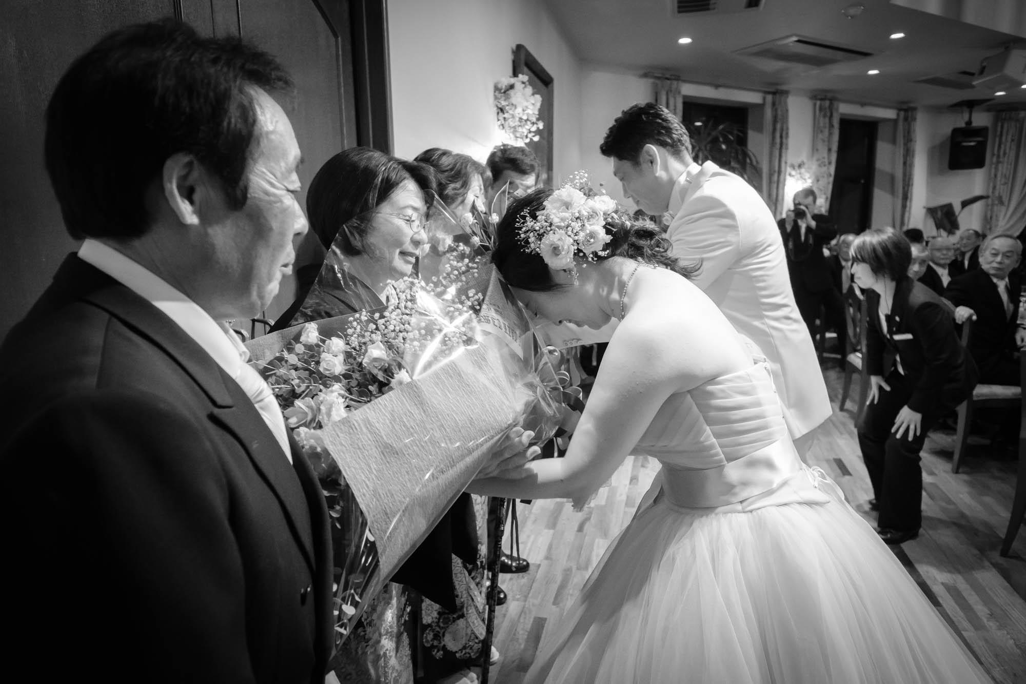 ハウスオブブランセで結婚式