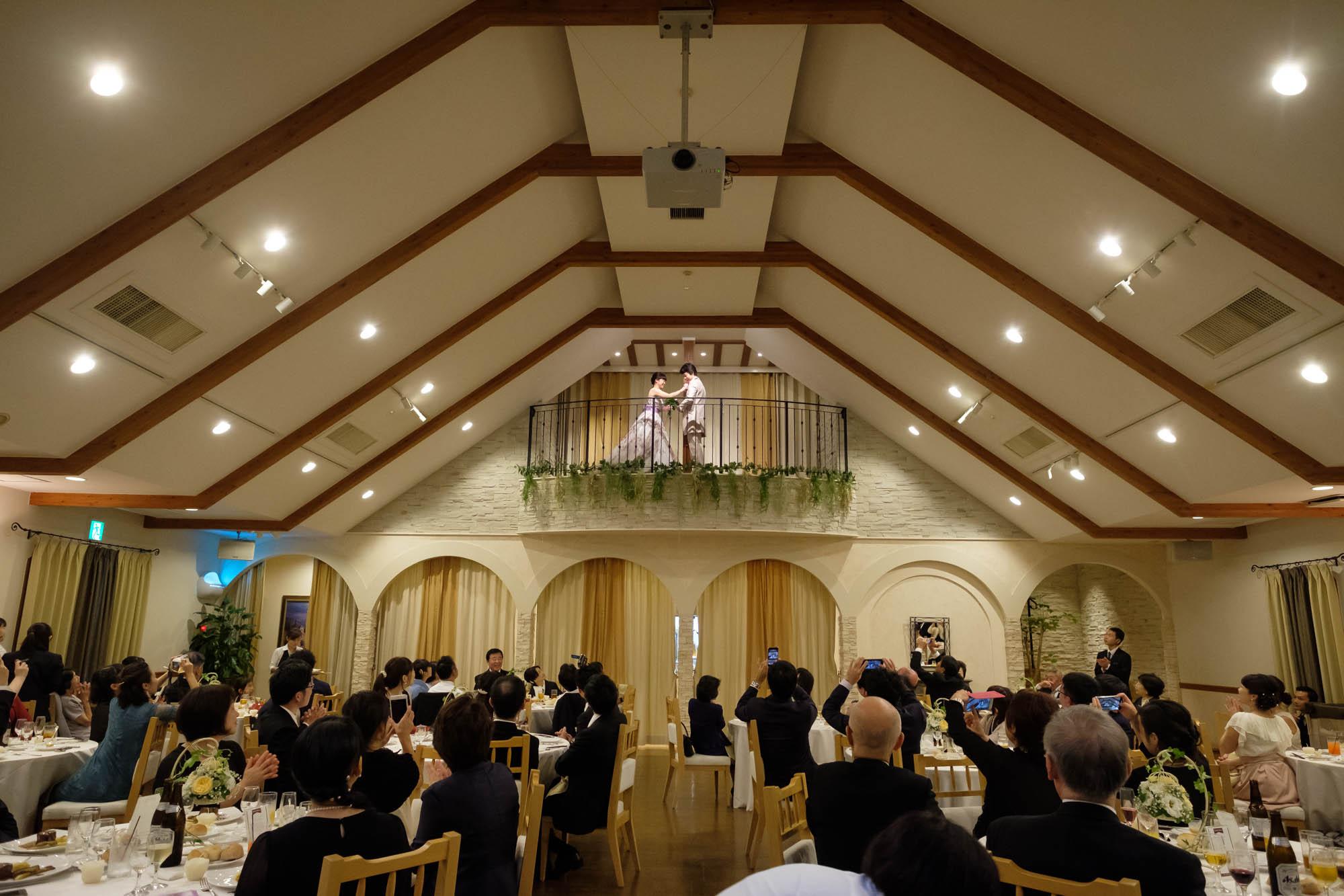 ヴィラ デ エスポワールで結婚式