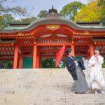 フルスイング! 〜香取神宮で結婚式〜
