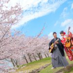 Spring! 春の桜ロケーション撮影予約開始♪