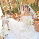 オリエンタルホテル東京ベイで結婚式撮影!